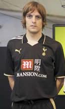 buy popular 90ebc 21b01 Tottenham 3rd kit - Black | William Gardner - A blog